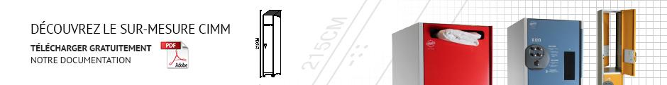 Catalogue de nos produits sur mesure CIMM93