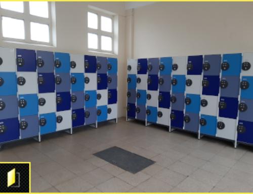 Le Département des Landes équipe ses collèges de casiers scolaires CIMM